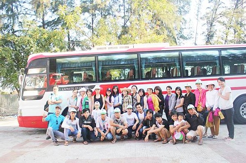 du lịch theo tour