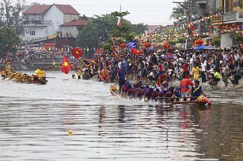 lễ hội bơi Đăm