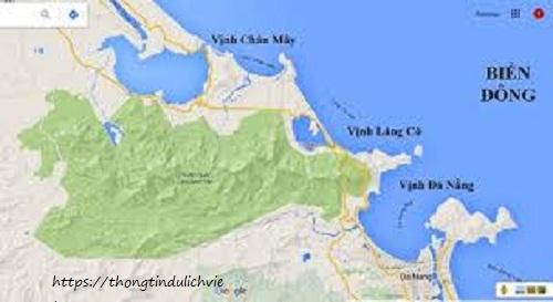 Biển Lăng Cô ở đâu?