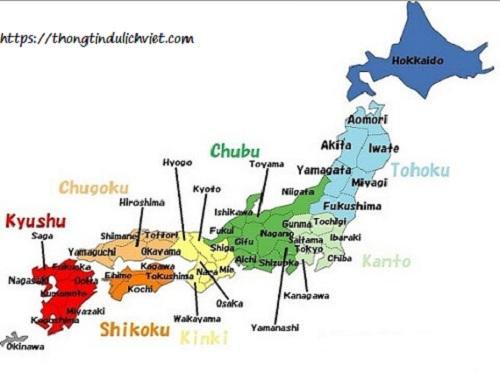 Giới thiệu về Nhật Bản