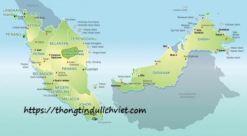 Giới thiệu đất nước Malaysia
