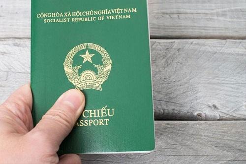 Thủ tục làm passport 2018