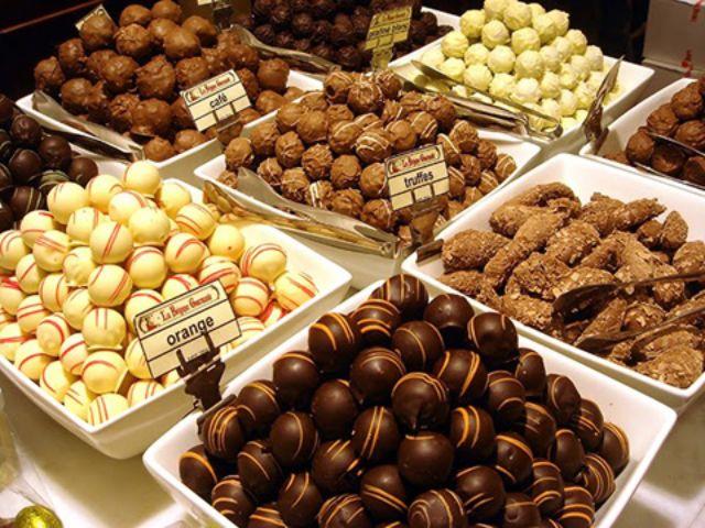 Lễ hội chocolate