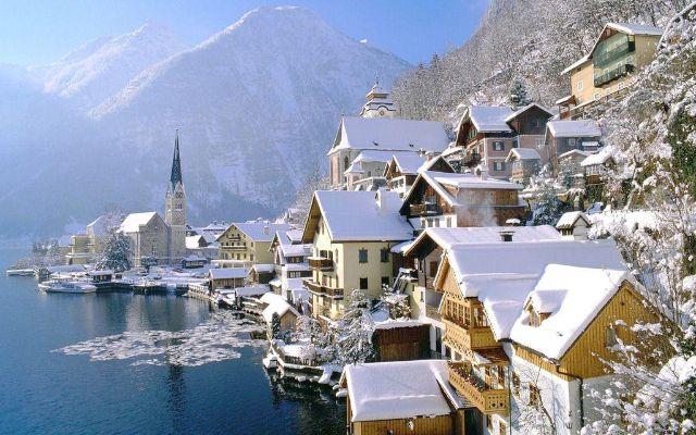Mùa đông ở châu Âu