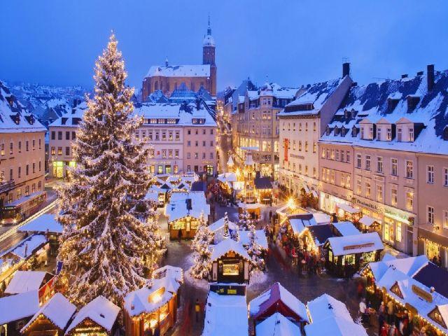 Giáng sinh tại châu Âu
