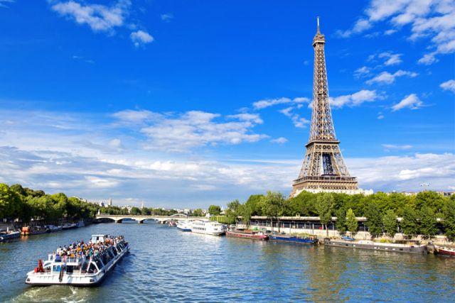 Pháp với dòng sông Seine huyền thoại