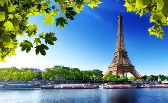 Mùa hè ở châu Âu
