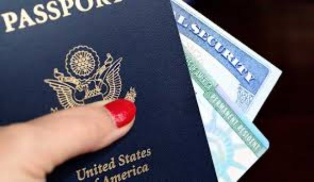 Sự khác nhau giữa Visa Mỹ và thẻ xanh.