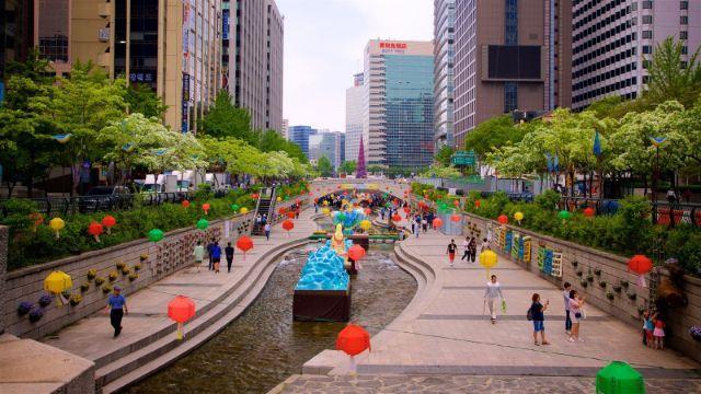 Suối Cheonggyecheon
