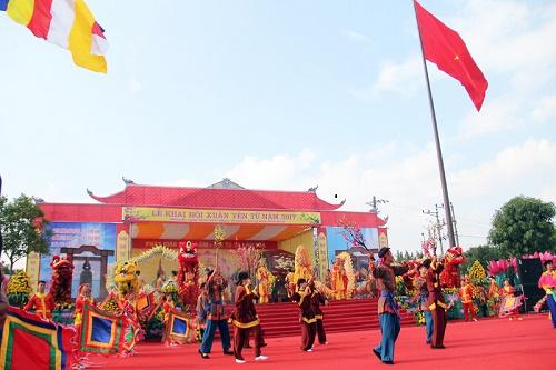 lễ hội truyền thống yên tử quảng ninh