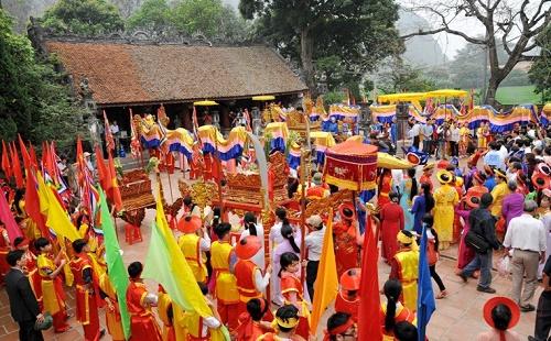 Phân cấp lễ hội ở việt nam