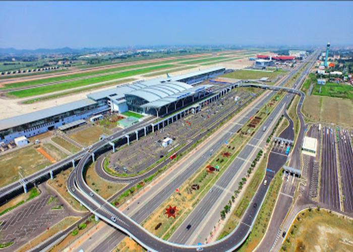 Tổng hợp sân bay quốc tế ở Việt Nam