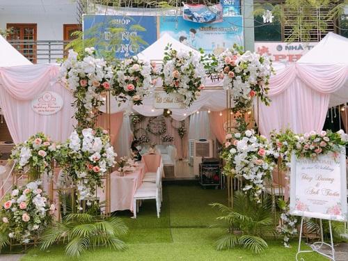 rạp đám cưới